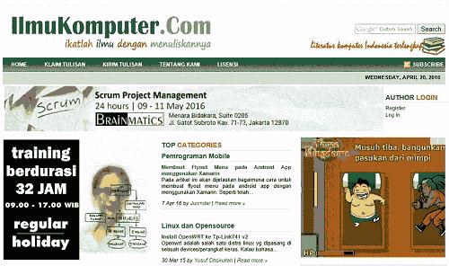 Ilmu Jaringan Komputer Ebook